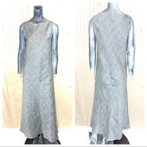 Eileen Fisher Medium Vintage Maxi Tank Dress